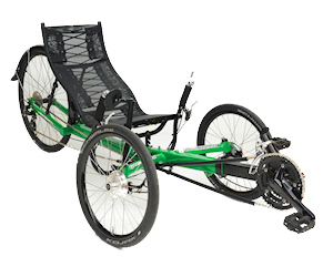 Greenspeed GT26 Trike