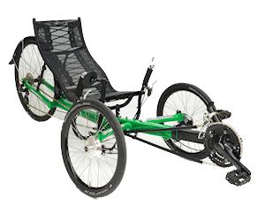 Greenspeed GT26 Trike